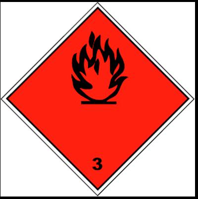 Наклейка 3 класс ЛВЖ