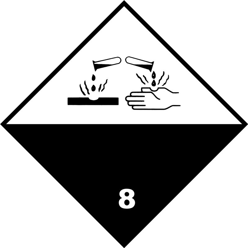 adr 8 класс знак